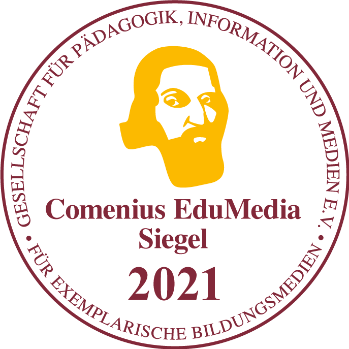 Comenius EduMedia Siegel 2019